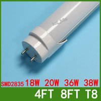 Wholesale High Quality Warranty Years Led Tubes T8 FT M W AC V LED Bulb Lamp Fluorescent Lights UL CE FCC