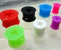 acrylic emulsion resin - Jewelry Bulk Stretcher Tunnel Plug Body Pierce Ear Taper Expander Emulsion Expander LR451