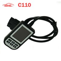Wholesale New V4 For BMW Creator C110 for BMW Code Reader Scanner for BMW C110 Scanner C110 OBD2 Code Scanner For Diagnostic Scanner