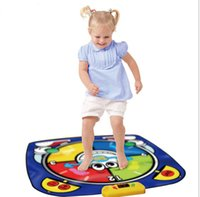 arrival departments - New arrival department of music baby digital dance mat music toy child early education toys HT295