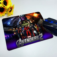 Wholesale 2016 new mouse pads hot movie the avengers captain america mm thickness colorful mouse mats cm pads