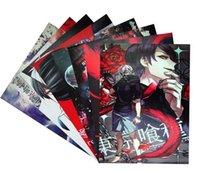 Wholesale Tokyo Ghoul Poster cm cm Kaneki Ken Kirishima set Anime comic New Japan mask hoodie poster Action Figure Toy