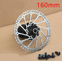 bicycle disk brakes - Bicycle Disc Brake Disk mm Mountain Bike Six Nail bb5 bb7 Disc Brakes With Screws Sheet