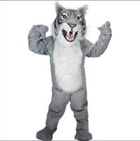 Wholesale Brand New Fashion Wildcat Cub tiger mascot cartoon clothing activities promotions animation Studios
