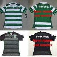 best sports shorts - Whosales Discount Sporting Lisbonnss Soccer Jerseys Chandal Sporting Lisbons Jersey Uniform Best Quality Slimani Nani TEO Montero