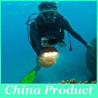 Precio de Camera underwater-GoPro héroe SJ4000 luz LED bajo el agua 30M flash impermeable Luz de relleno para el deporte nocturna de la cámara Accesorios Luz