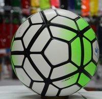 Wholesale The new entertainment la liga pu seamless adhesive football