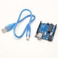 Wholesale ElectronKid Arduino ATmega328 ATmega16U2 Uno R3 Rev3 Development Board B00144 FSDH