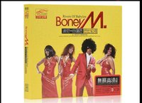 albums and songs - Genuine Pony M Choir album cd music CD Europe and the United States pop songs Car CD discs complete sets of box seals