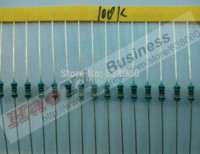 Wholesale Set Kind W Resistance Metal Film Resistor Assorted Kit Each