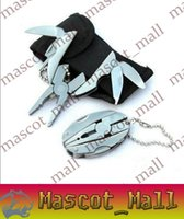 Wholesale DY375 Multi Function Folding Pocket Tools Plier Knife Screwdriver keychain Oxford bags