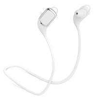 apple headphones color - My Version Headphones Q8 Bluetooth Stereo Headset Earphone Handsfree In ear For sports White and Black color
