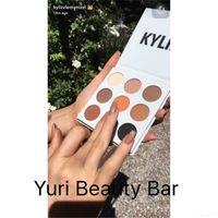 Wholesale 2016 hot New Kylie Cosmetics Bronze Eyeshadow KyShadow Palettev DHL Free