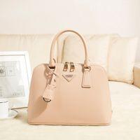 big gold chains - New big brand shell bag ladies shoulder bag fashion casual bag aristocratic banquet diagonal bag leather handbag women bag