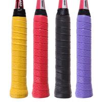 Wholesale Absorb Sweat Anti Slip Racket Bat Racquet Overgrip Roll Tennis Badminton Tape