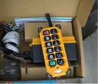 Wholesale 380V New Telecrane Hoist Crane Radio F23 A Wireless Remote Control