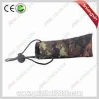 barrel bags paintball - 2 Camo Paintball Barrel Socks Cloth Bag for Barrel