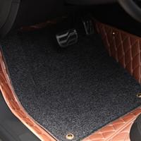 Wholesale Car Floor Mats Car Special Floor Mat Black Beige Wine Red Brown for Infiniti G37 G25