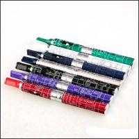 Wholesale Snoop dogg wax atomizer dry herb vaporizer pen starter kit g vaporizer wax coil coils atomizer ecig e cig electronic cig