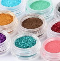 bar mineral - Newest Pro Eye Shadow Makeup Cosmetic Shimmer Loose Powder Pigment Mineral party bar dance Glitter Spangle Eyeshadow Colors drop shipping