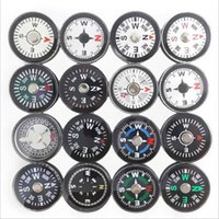Wholesale Hot Sale Dia mm Plastic Compass Liquid filled Oil filled Compass Outdoor Products A Large Number Of Spot Supply