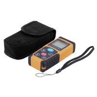 Wholesale Hot Worldwide M ft Digital LCD Laser Distance Meter Range Finder Measure Diastimeter