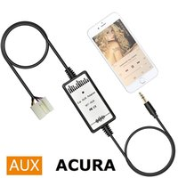 acura aux input - Car Stereo mm Audio Input Adapter AUX Jack MP3 Player Interface for Acura CSX MDX RDX TSX