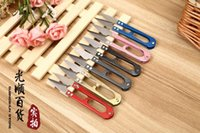 Wholesale Hand Tools Iron Scissors Tools Jewelry Accessory Stainless Steel Material Household Mini Small Scissors