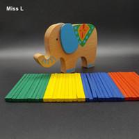 balance elephant - Baby Toys Montessori Educational Game Cute Elephant Pattern Balance Blocks Wooden Toys Kids Gift For Child