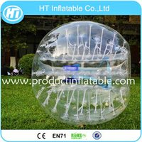Wholesale 1 m Diameter TPU inflatable human hamster ball bubble soccer football bubble soccer