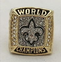 Cheap Hot sale New Orleans team masonic championship ring Free box