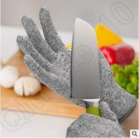 Wholesale Creative pair Kitchen Gloves Cooking Cut Resistant Gloves Level Protection Kitchen Glove Cutting Stand Gloves CCA5139 pair