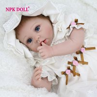 babies for adoption - Reborn Baby Dolls For Adoption Fake Babies That Look Real Silicone Dolls Christmas Decorations Gift