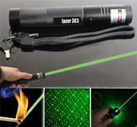 adjustable green laser - New Laser Pointers Laser Pointer Pen mW nm High Power Adjustable Charger US EU Adapter Set