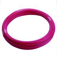 Wholesale 40pcs D Printer ABS PLA Filament M Colors MM Colorful D Drawing Pen Filament Plastic Rubber Consumables D Printer Pen
