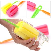 Wholesale Sponge Glass Bottle Cup Cleaner Kitchen Washing Cleaning Tools
