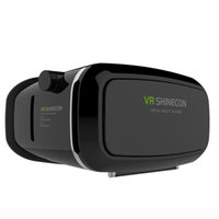 Wholesale SHINECON Virtual Reality VR D Glasses Oculus Rift Head Mount Movies Games For inch Phone Bluetooth Remote