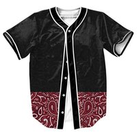 Wholesale sport top MEN S Jersey overshirt d shirts Streetwear PUNK with Single Breasted baseball shirt Casul SUMMER STYLE