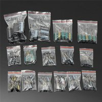 Wholesale Cheapest universal Durable value set V Electrolytic Capacitor Assortment Kit Set Emergency Use Good Helper