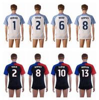 Wholesale 16 New Season USA Soccer Jerseys Top Thai Quality Men s Soccer Shirts Cheap Mens Soccer Shirts Custom Jerseys National Team Uniforms