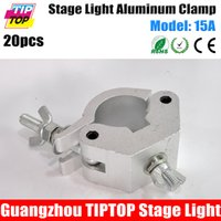 Wholesale TIPTOP Freeshipping A Max load KG O Clamp Hook Mount F DJ Show Stage Light Pipe mm SZ Big Heavy Hook Stage Lighting