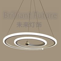 arts innovation - Innovation W Pendant Light Modern Contemporary for LED AcrylicLiving Room Bedroom Dining Room Kitchen Study v