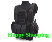 Wholesale Airsoft Molle Canteen Hydration Bag Combat RRV Hunting Vest