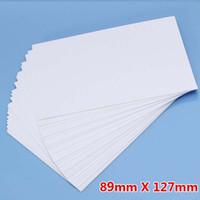apply paper - 100 Sheet High Luminous Waterproof Photo Paper mm High Glossy Photo Papers Apply to Inkjet Printer Stationery Papelaria100 Sheet