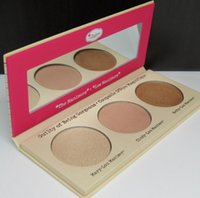 Wholesale Hot New Makeup Cosmetic Colors Face Pressed Powder Shimmer Powder Palette