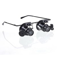 Wholesale Fashion x Magnifier Magnifying Glasses Loupe Lens Loupe Jeweler Watch Repair LED Light