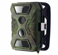 Wholesale DHL shipping free S680 HD P MP Hunting Scouting Wildlife Trail nm Camera DVR PIR Leds