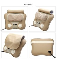 Wholesale Home Multifunctional Electric Electric massage pillow neck shoulder waist body multifunctional massage pillow