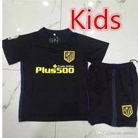 Wholesale Atletico Kids NEW Thai Quality Men of Atletico Madrid jersey camiseta de foot GRIEZMANN KOKE Rugby Jerseys