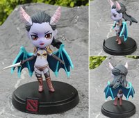 Wholesale 2016 new Dota Action Figures Dota2 PVC cm Dota Collector s Edition Desktop Decoration